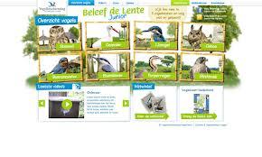 Interactief kleuterverhaal Vogelbescherming